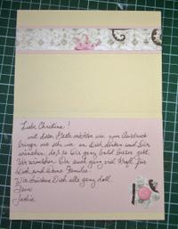 memories artwork designs a card for a sick friend